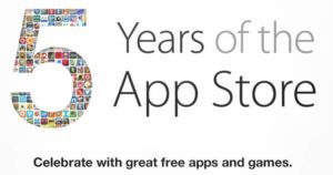 KRSP - Years of the App Store