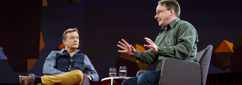 TED Talk: Linus Torvalds The Mind Behind Linux